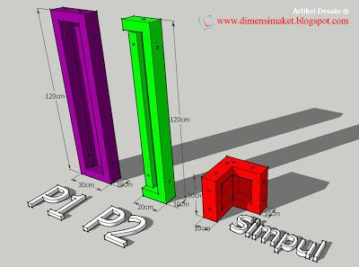 Sumber: http://dimensimaket.blogspot.com
